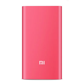 Original XIAOMI 5000mAh Li-polymer Power Bank