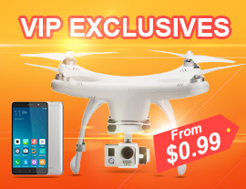 Enjoy VIP Exclusives!